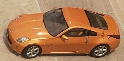 Autoart Nissan 350Z Z33 Sunset Orange 1:18 Diecast Car