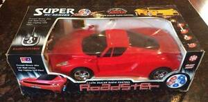 Super roadster RC car , wheels light up New In Box Brighton East Bayside Area Preview