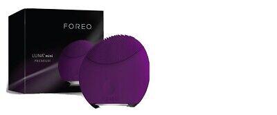 Foreo Luna Mini Premium Facial Cleansing Anti-Ageing Skin Care Device, Purple