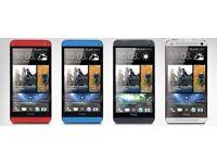 HTC one mini/one mini 2 lock/unlock smartphone RAM 16gb