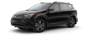 2017 Toyota RAV4 LE SUV, Crossover Lease Take Over