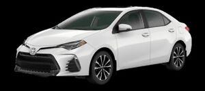 2017 Toyota Corolla SE  - Upgrade Package -  Moonroof - $134.84