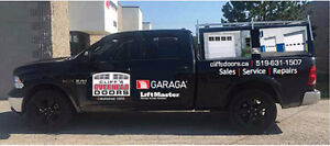 Garage Doors, Door Openers, Sales, Installation, Service, Repair