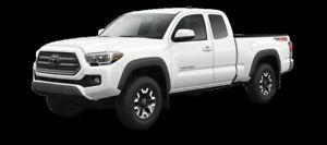 2017 Toyota Tacoma TRD Off Road  -  Navigation - $301.37 B/W