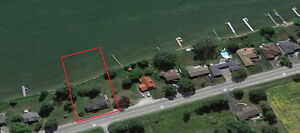 Prince Edward County Waterfront lot - Wellington On., West Lake