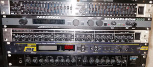 VARIOUS RACK MODULES FOR SALE