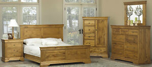 Made in Canada Solid Wood Beds and Bedroom Furniture