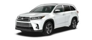 Toyota Highlander DEMO AWD Limited Cuir+Toit+GPS 2018