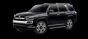 2017 Toyota 4Runner Limited 5-Passenger  - Navigation -  Heated