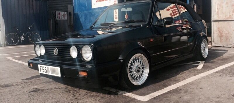 Mk1 Golf Cabriolet Clipper Not Mk2 Mk3 Vr6 In Shrewsbury
