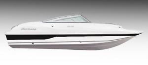 2017 Hurricane Sundeck 187 I/O 4.5L MPI MerCruiser deck boat