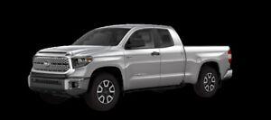 2018 Toyota Tundra SR5 Plus  - $372.01 B/W