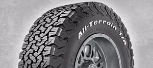 WANTED BFG ALL TERRAIN TIRES 265/75/16