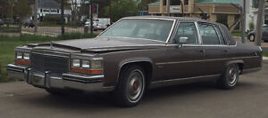 1984 Cadillac -one of kind