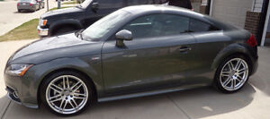 2012 Audi TT S-Line Coupe (2 door)