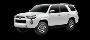 2017 Toyota 4Runner TRD Off Road  - $356.71 B/W