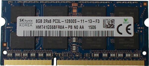 Computer Laptop memory 8GB DDR3