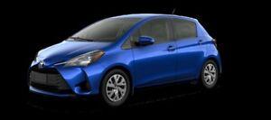 2018 Toyota Yaris LE 5dr Hatch  - $113.87 B/W
