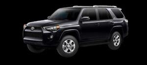 2018 Toyota 4Runner SR5  - $348.32 B/W