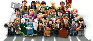 21 minifigures lego harry potter 71022, toutes differentes