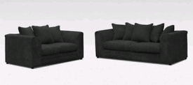 Ferguson Cord Sofa Brand New