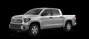 2018 Toyota Tundra SR5 Plus  - $314.26 B/W