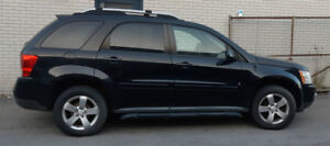 Fully loaded Pontiac torrent 2006 good running SUV inc. safety.