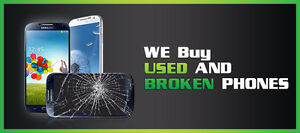 BUYING BROKEN OR USED CELL PHONE!!!