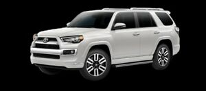 2017 Toyota 4Runner Limited 7-Passenger  - Navigation - $393.67