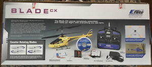 Brand new in box remote controlled helicopter best $ offer