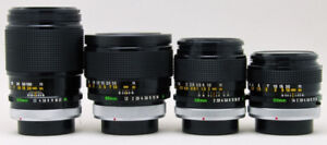 All new FD lenses for mirrorless cameras