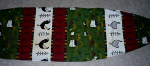 3 piece Ironing Board cover .. As shown in pictures