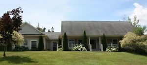 4 ACRES/3 BD/CUSTOM BUILT/GREAT FOR HOME BUS IN WHITE ROCK
