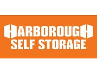 Storage Units available - Competitive rates