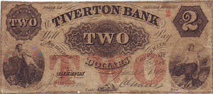 1857 Two Dollar Note