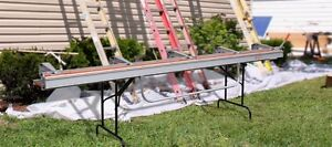 Trade my 10 foot brake with stands for utilty trailer