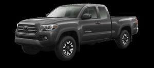 2017 Toyota Tacoma TRD Off Road  -  Navigation - $301.37 B/W