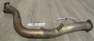 Down pipe 3 Pouce Catless Subaru Wrx/sti/ Forester 2002-2008