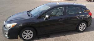 2012 Subaru Impreza 2.0i Hatchback