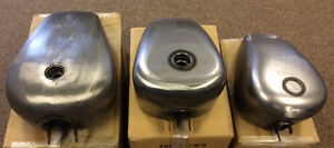 Gas Tanks, Various Style for Sportster or Custom Application