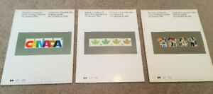1979, 1980, 1981 First Day Cover  Albums of Postage Stamps