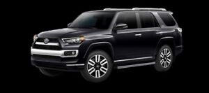2017 Toyota 4Runner Limited 5-Passenger  - Navigation -  Heated