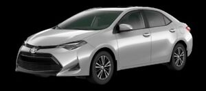 2018 Toyota Corolla LE Upgrade Package  - $64.01 /Wk
