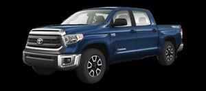 2017 Toyota Tundra TRD Off Road  - $316.92 B/W