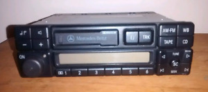 Looking for this stereo for 97 Mercedes Benz