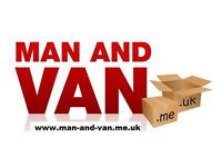 SHORT NOTICE MAN and VAN - HOUSE or OFFICE REMOVALS - FURNITURE DELIVERY - NATIONWIDE -