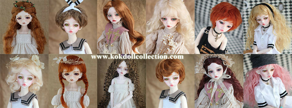 KOK Doll Collection-Dolly Planet