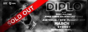 Diplo Ticket for Sale Gillieston Heights Maitland Area Preview
