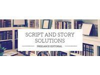 Creative Writing Classes/Novel, Film & Short Story Editing and Quick Fix Help!
