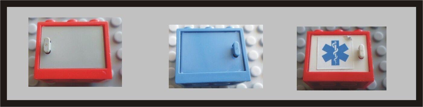 Lego Accessori Città  Armadietti Parti di Ricambio Entra nel negozio e scegli